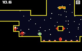 Screenshot of Commander Pixman