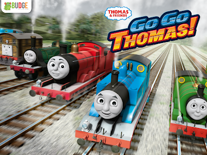 Thomas & Friends Go Go Thomas 1.2 APK + MOD (Unlocked) + DATA