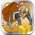 Gold Rush Slots FREE icon
