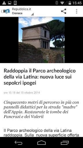 la Repubblica.it beta