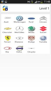 Logo Quiz Cars Answers screenshot
