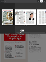 Screenshot of L'Histoire Magazine