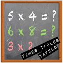 Times Tables Trainer FREE icon