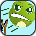 Angry Frogs logo