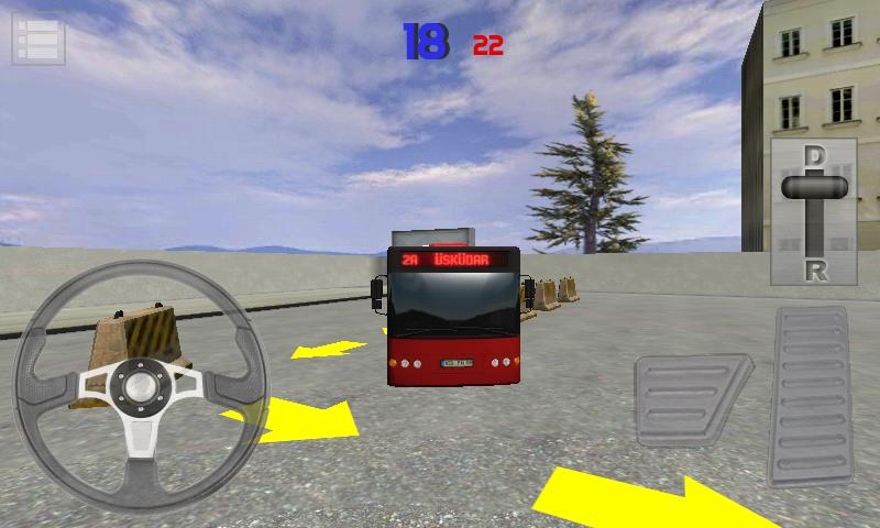Bus Parking 3D- screenshot