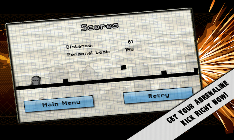 Line Runner (Free) - screenshot