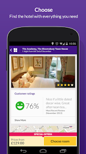 LateRooms.com: Book Hotels Now - screenshot thumbnail
