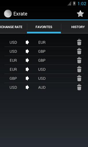 無料财经AppのExRate 為替レート変換|記事Game