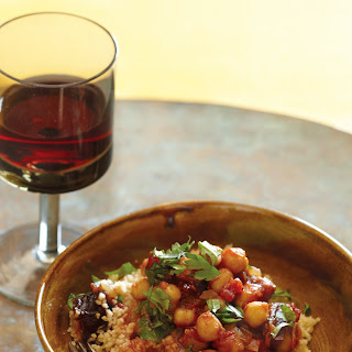 Chickpea and Date Tagine
