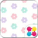 Cute Theme-Sugar Daisy- icon