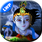 Lord Krishna Lightening LWP icon
