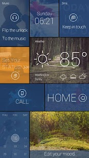 ColorBox GO Locker Theme - screenshot thumbnail