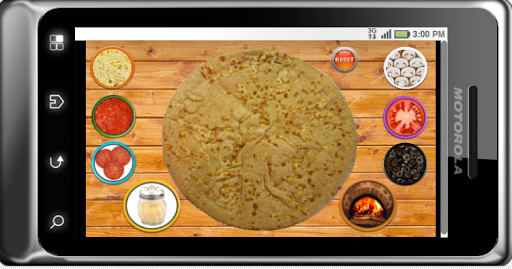 Fun Pizza Maker - Pizza Bakery