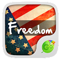 USA Freedom GO Keyboard Theme icon