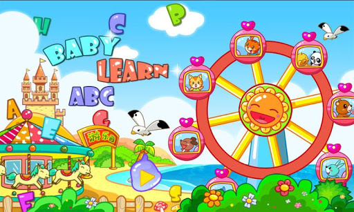Kids Game:Baby Learn ABC