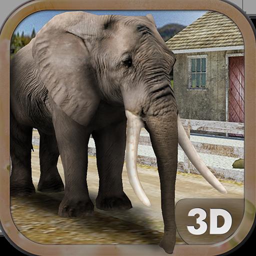 Angry Elephant Simulator 3D