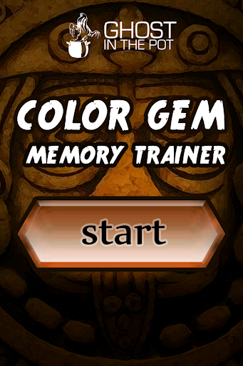 Color Gem Memory Trainer