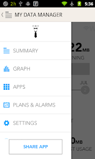 My Data Manager - Data Usage - screenshot thumbnail