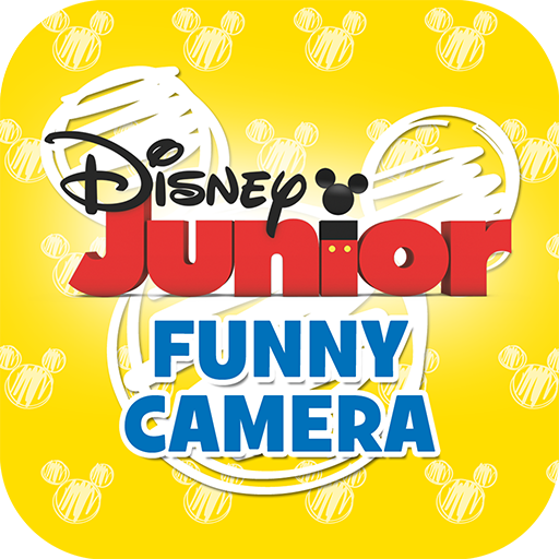 Disney Junior Funny Camera LOGO-APP點子