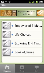 Empowered Bible Study - screenshot thumbnail