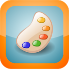 Toddler Coloring Book Free icon