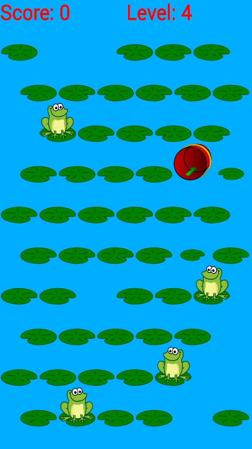 Scare The Frog- screenshot