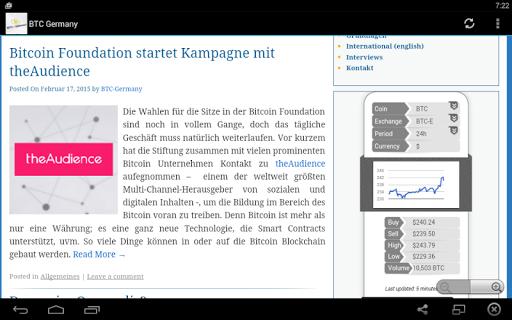 BTC Germany - Bitcoin News