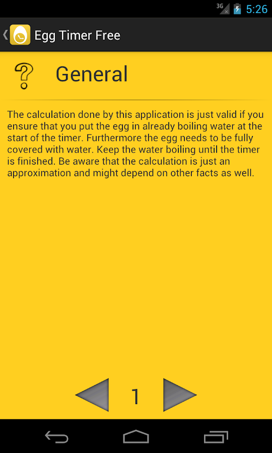 Egg Timer Free- screenshot