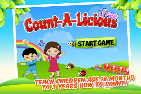 Count-A-Licious Toddler Lite- screenshot thumbnail