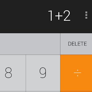 Calculator iOS7 Theme 個人化 App LOGO-硬是要APP
