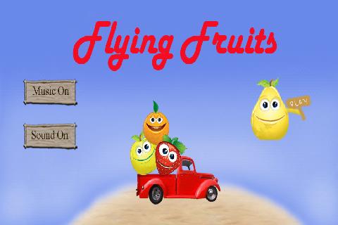 Flying 水果
