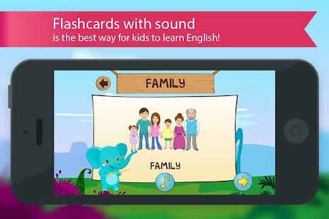 English for kids with Benny- screenshot thumbnail