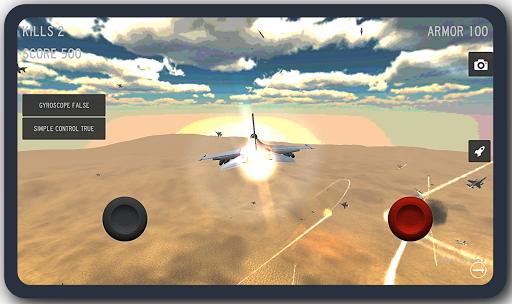 玩模擬App|空氣 罷工 戰鬥機 3D免費|APP試玩
