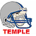 Temple Football Live logo
