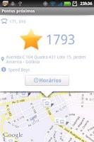 Screenshot of Horários RMTC