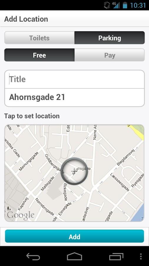WheelMate™- screenshot