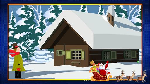 Christmas Snow Abode Escape 4.9.0 screenshots 7