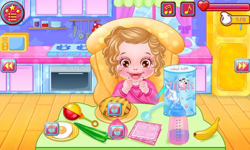 安娜宝宝护理游戏