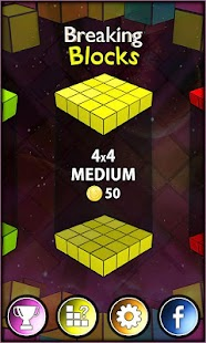 Breaking Blocks - 3D - screenshot thumbnail