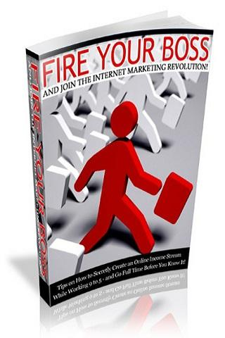 【免費書籍App】Fire Your Boss-APP點子