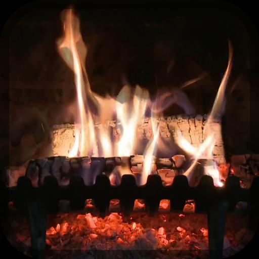 暖炉のビデオライブ壁紙 個人化 App LOGO-硬是要APP