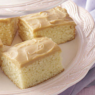 Old-Fashioned Yellow Cake