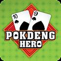 ไพ่ป๊อกเด้ง PokDeng Hero icon