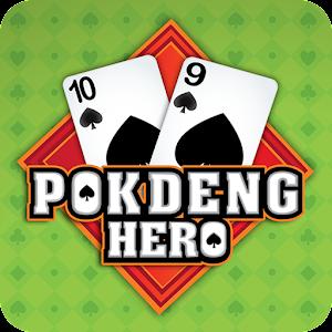 ไพ่ป๊อกเด้ง PokDeng Hero for PC and MAC