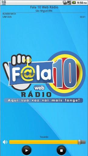 Fala 10 Web Rádio