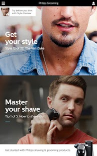 Grooming: Shaving & Styling- screenshot thumbnail