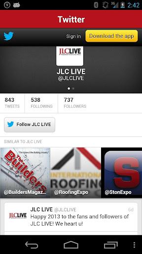 【免費通訊App】JLC NE 2013-APP點子