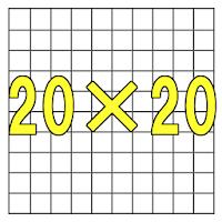 20×20九九トレ