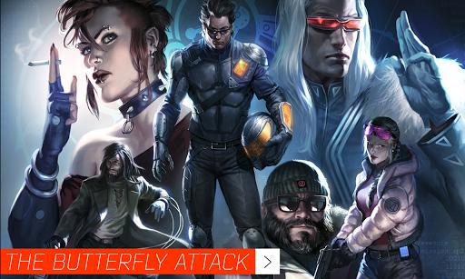 netwars / The Butterfly Attack|玩漫畫App免費|玩APPs