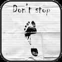 don't stop go Locker Theme icon